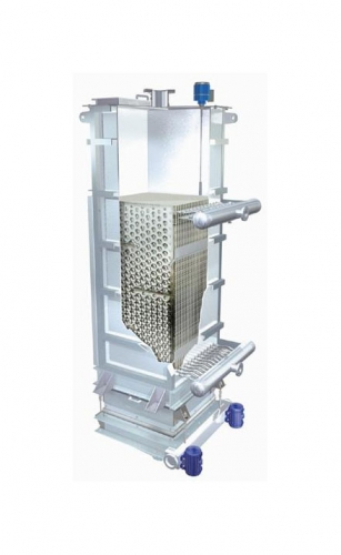Bulk Solids Heat Exchanger