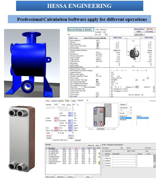 Plate Heat Exchanger Engineering