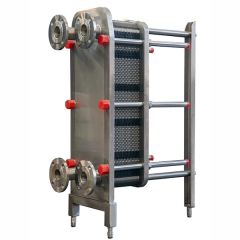 Plate Heat Exchanger-Sanitary Application