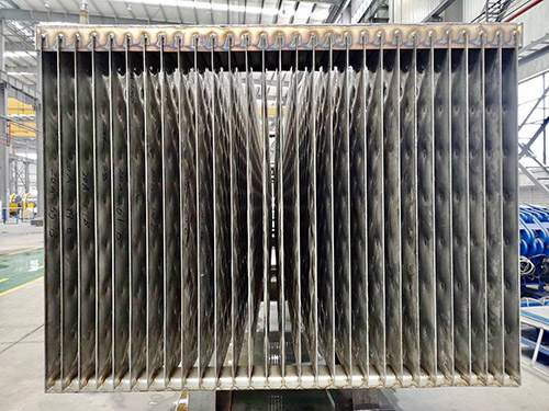 Immersion Plate Heat Exchanger